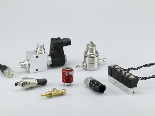 CUSTOMIZED VALVES, SOLENOID VALVES, PROCESS VALVES